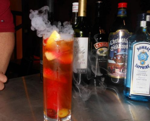 mixology cocktails