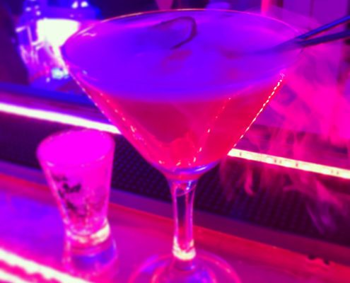 porn star martini, Cheshire, portable bar
